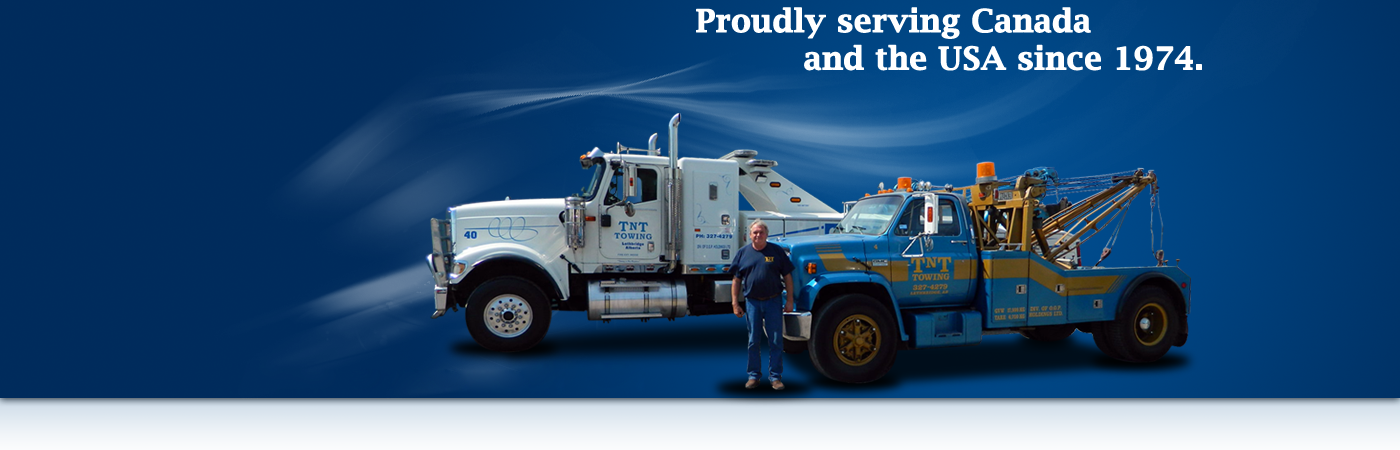 Towing & Auto Salvage Disposal Services In Lethbridge | Truck ...